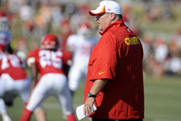 Chiefs Practices Have Game-Like Feel to Them