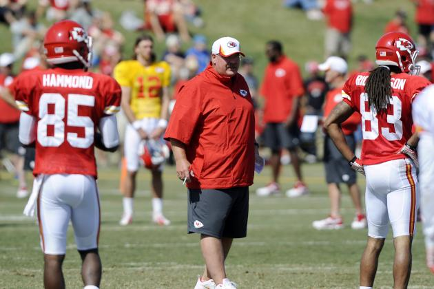 Andy Reid and the Kansas City Chiefs Needed Each Other