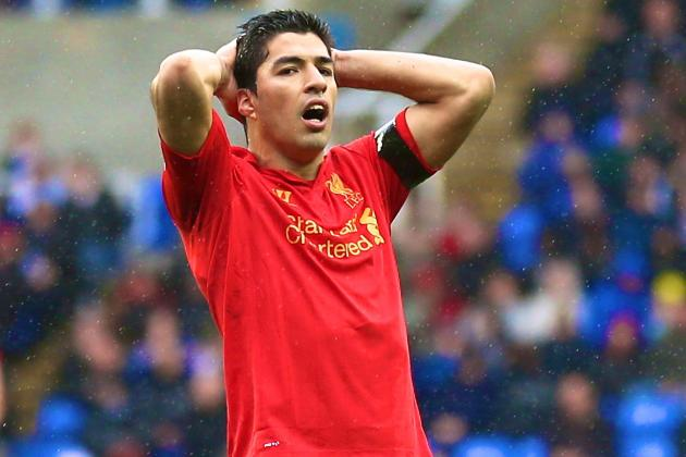 Liverpool Transfer Rumours: Luis Suarez Legal Threat Bad for Anfield Harmony