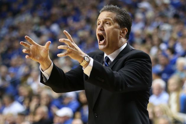 Kentucky in Line to Land Six Top-20 Recruits in 2015, Analyst Says