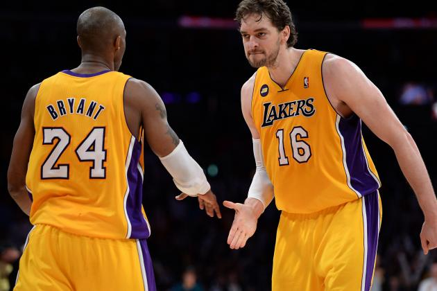 Lakers News: Pau Gasol's Commitment to LA Bodes Well for Future of Franchise