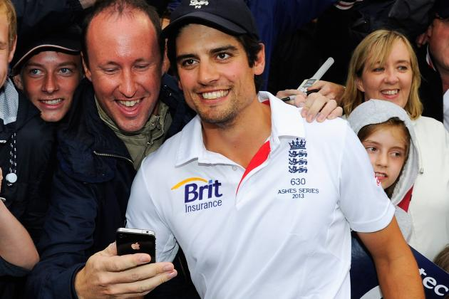 The Ashes 2013: There's No Shame in England Retaining Urn in the Rain