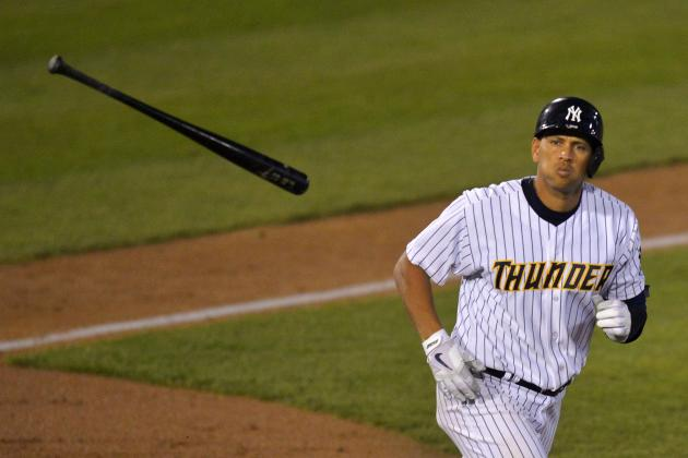 Alex Rodriguez in Line for $6 Million If He Hits 13 More Home Runs
