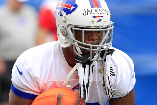Fred Jackson Feeling Stronger