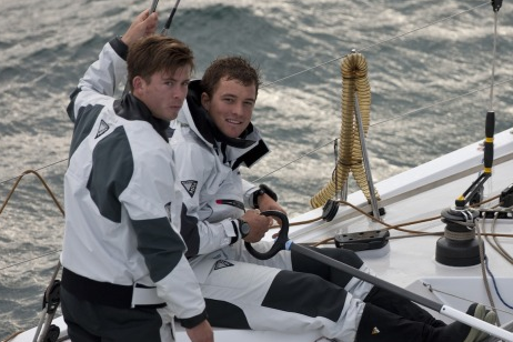 Sam Goodchild Sets His Sights on the 2016 Vendée Globe