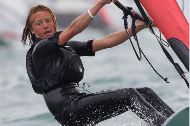 Podium Success for GBR Sailors on World Stage