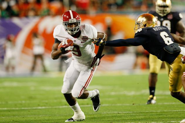 Breaking Down How to Stop Alabama WR Amari Cooper