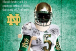 ... Bama Fans 'Re-Design' Irish Uniforms