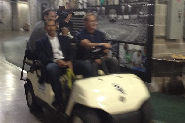 A-Rod Arrives at U.S. Cellular Field Ahead of Return