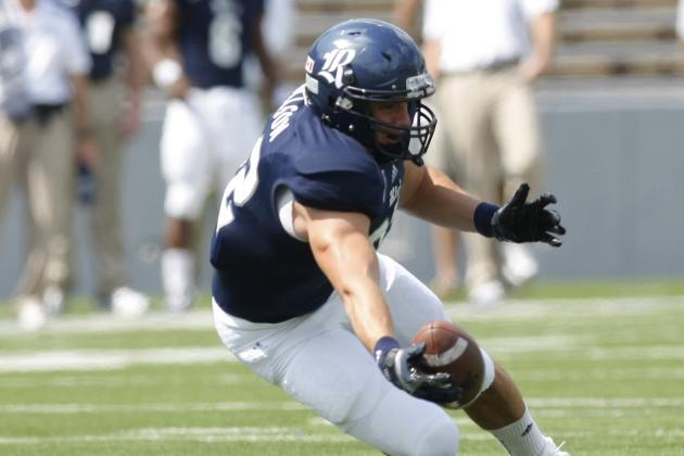 Rookie Luke Willson Fits in at Tight End for Seahawks