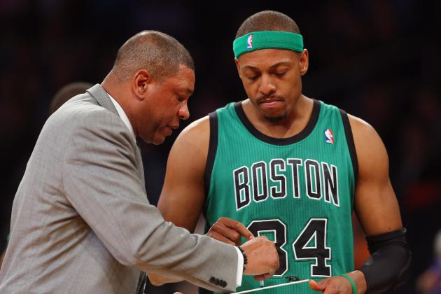 Doc Rivers Thinks Trade to Brooklyn Nets Might Reinvigorate Paul Pierce
