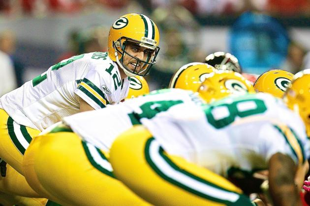 Will Packers' Patchwork O-Line Prevent Serious Super Bowl Run?