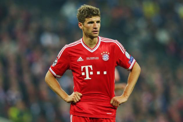 Thomas Muller Magnificent as Bayern Breeze to German Cup Win