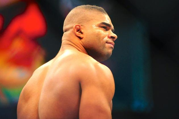 Alistair Overeem: 'I Have One Goal in Life and That's Becoming the UFC Champion'