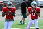 Sanchez, Geno Smith Both Starting QBs on Jets' 1st Depth Chart...