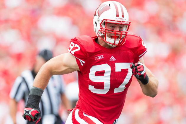 Wisconsin Football: What Badgers' Defense Must Achieve in 2013 Fall Camp