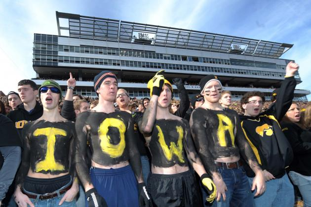 Iowa Finally Wins Something, Named Top Party School