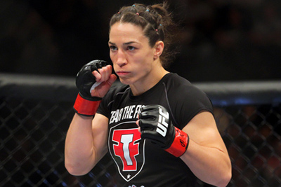 UFC Fight Night 27: Sara McMann Drops out of Sarah Kaufman Bout