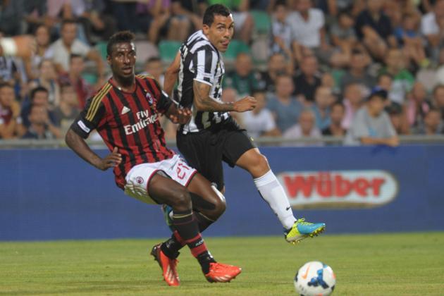 Juventus: What Carlos Tevez Brings to the Bianconeri
