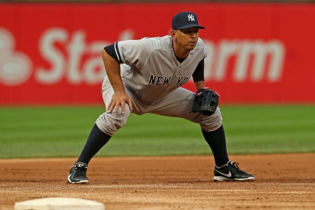 Allowing A-Rod to Appeal, Play Rest of 2013 Is Huge Embarrassment for MLB