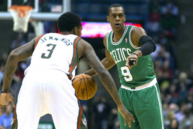 Breaking Down What Boston Celtics Could Acquire in Potential Rajon Rondo Trade