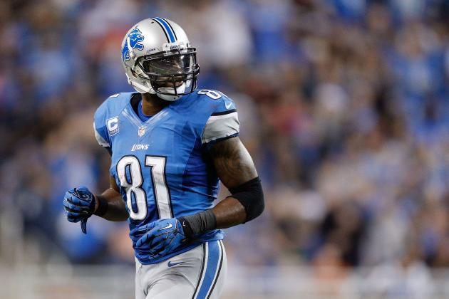 Fantasy Football 2013: Why Detriot Lions Calvin Johnson Must Be 1st WR Drafted