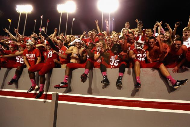 2013 ACC Football: Analyzing the NC State Wolfpack Schedule