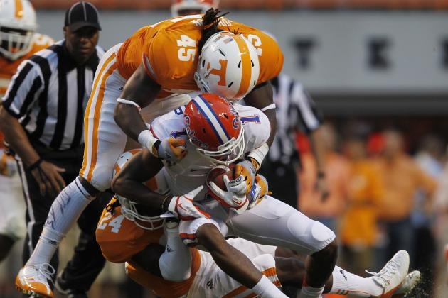 Tennessee Volunteers Defense Will Improve Vastly in 2013