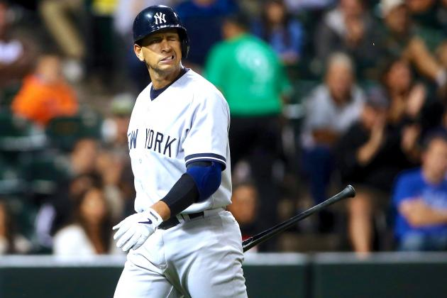 Grading Alex Rodriguez's Improbable Return to the Yankees Lineup
