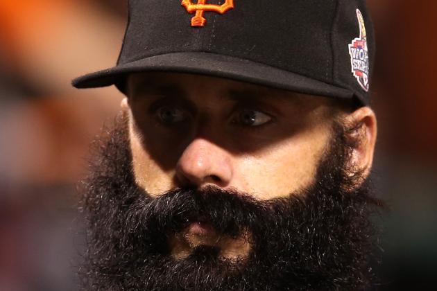 Brian Wilson to Begin Pitching in Minors for Dodgers on Wednesday