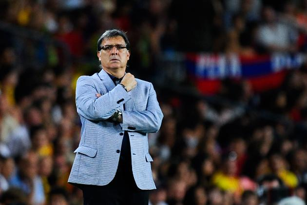 Changes to Expect Under Tata Martino at Barcelona