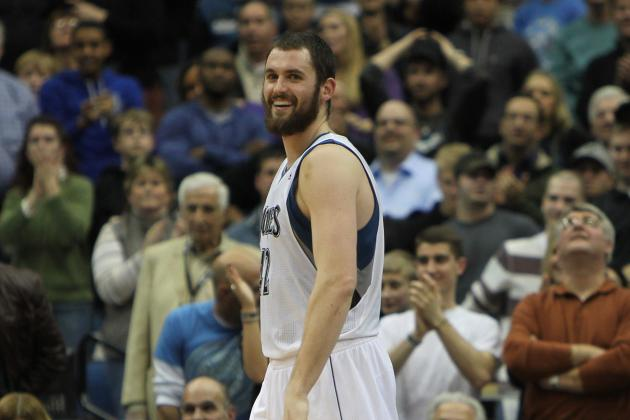 Will Kevin Love Be the NBA's Biggest Surprise During 2013-14 Season?