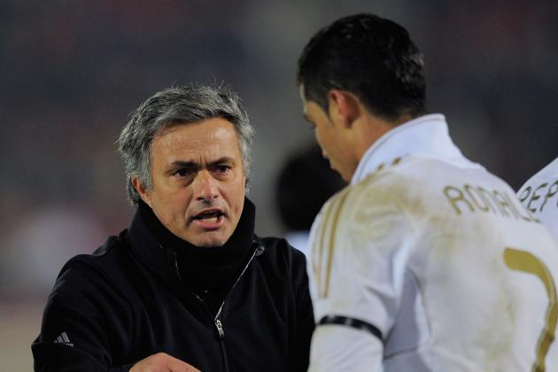 Cristiano Ronaldo Was Right to Dismiss Classic Jose Mourinho Tactics
