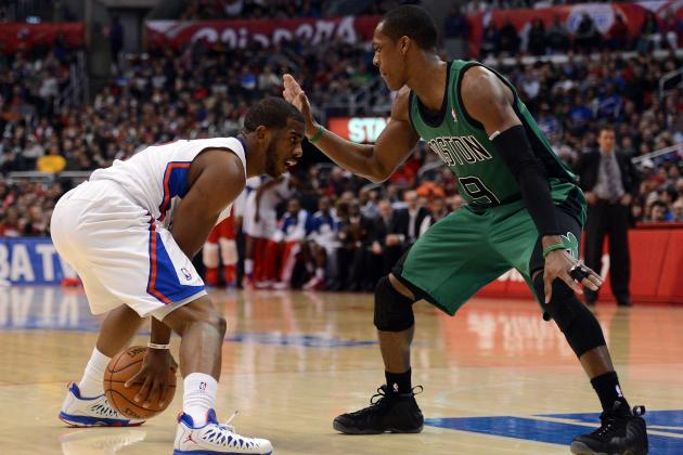 How Rajon Rondo Can Use Boston Celtics Transition to Redefine Stardom