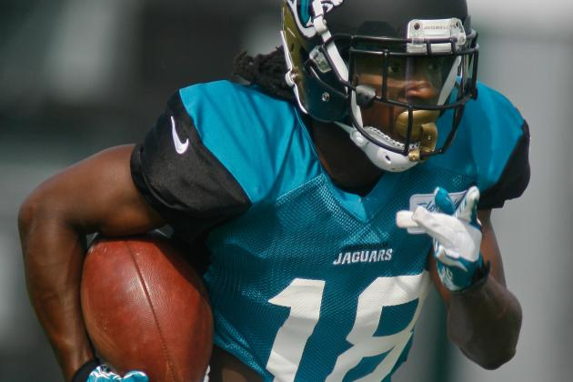 Sanders Realizing Untapped Receiving Potential in Jacksonville