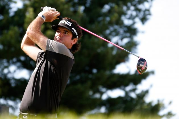 PGA Championship 2013 Predictions: Projecting Best and Worst Performances