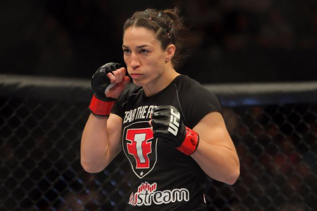 UFC Fight Night 27: Who Should Replace Sara McMann, Fight Sarah Kaufman?