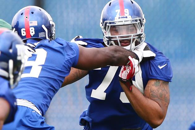 NY Giants Rookie Damontre Moore Proving Worth the Risk so Far