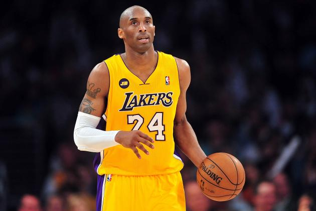 Should LA Lakers Be Worried About Kobe Bryant's Speedy Recovery from Injury?