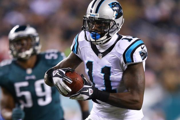 Panthers' LaFell Knows This Is His Year to Emerge