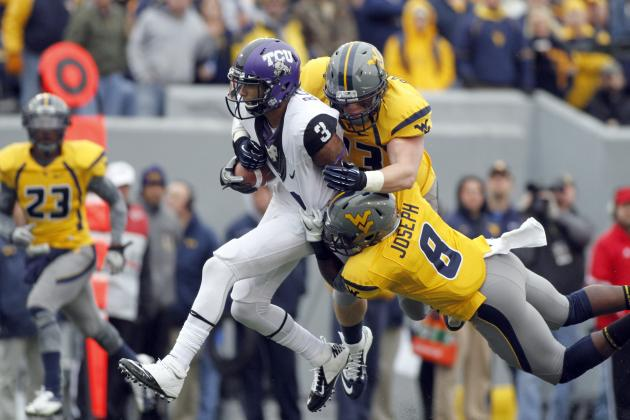 WVU Players Get Word on 'Targeting' Rules