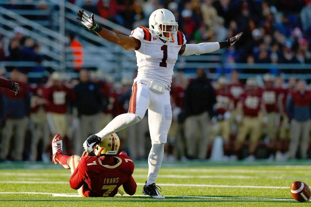 Virginia Tech CB Antone Exum Will Miss Week 1 Game Versus Alabama