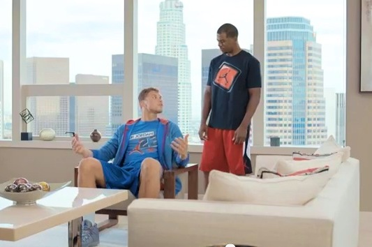 Blake, CP3 Star in New Foot Locker Ad