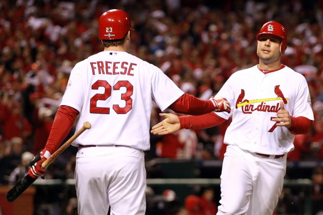 Breakfast with Bernie: Can Holliday, Freese Carry Cards?