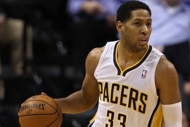 Danny Granger, Lance Stephenson Key to Pacers' New-Look Roster
