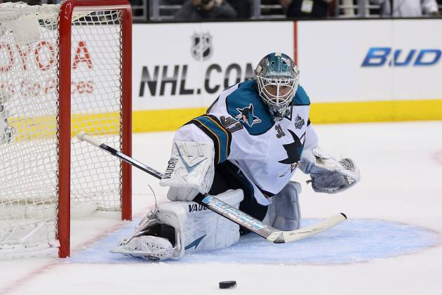 San Jose Sharks Seeking Backup Goalie, More Offense