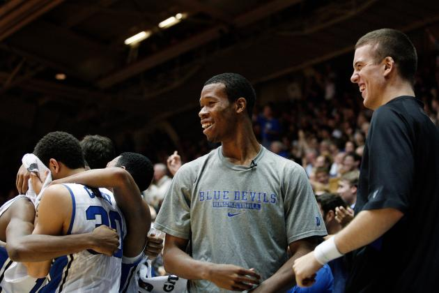Report: Rodney Hood 'Completely Recovered' from Achilles Injury
