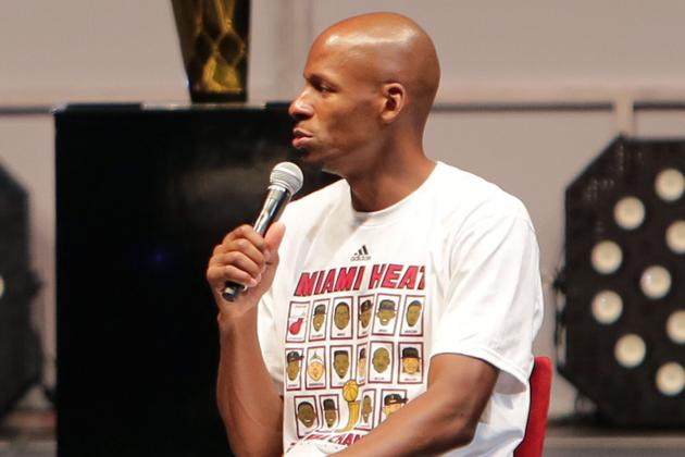 Former UConn Great Ray Allen Takes His Shots Against Diabetes
