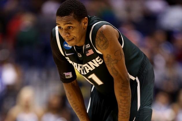 Tom Izzo Wants Keith Appling to Pass the Ball More