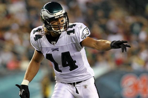 Breaking Down the Philadelphia Eagles' Plans for Riley Cooper